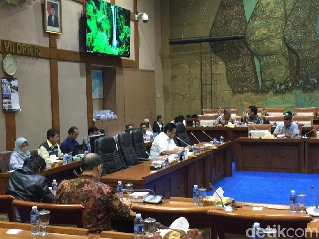 DPR Rapat dengan Jonan Bahas Anggaran, Ini Hasilnya