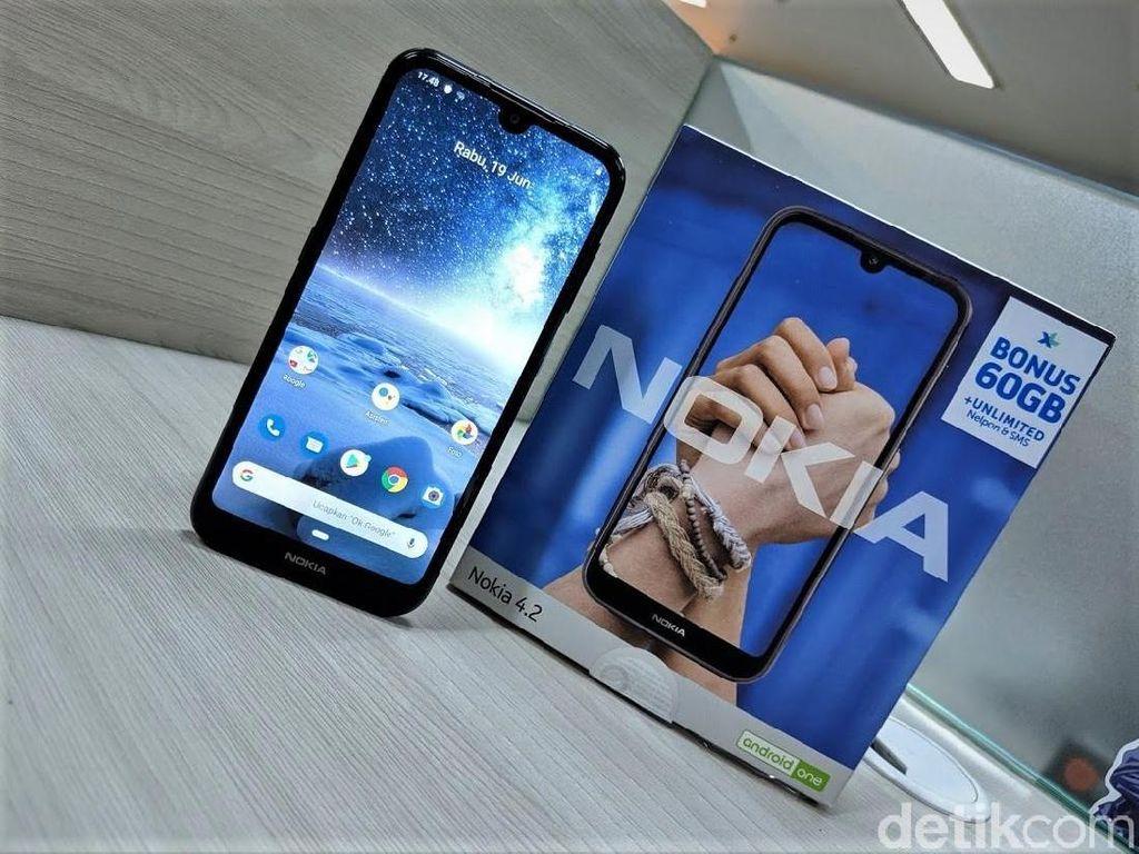 Nokia Kasih Gratis Ponsel di Festival Belanja Online 11.11