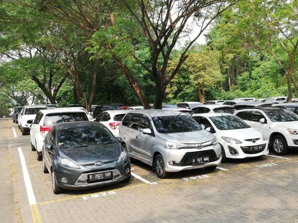 Cari Parkir di Bandara Soetta Sudah Bisa Via Aplikasi Lho!