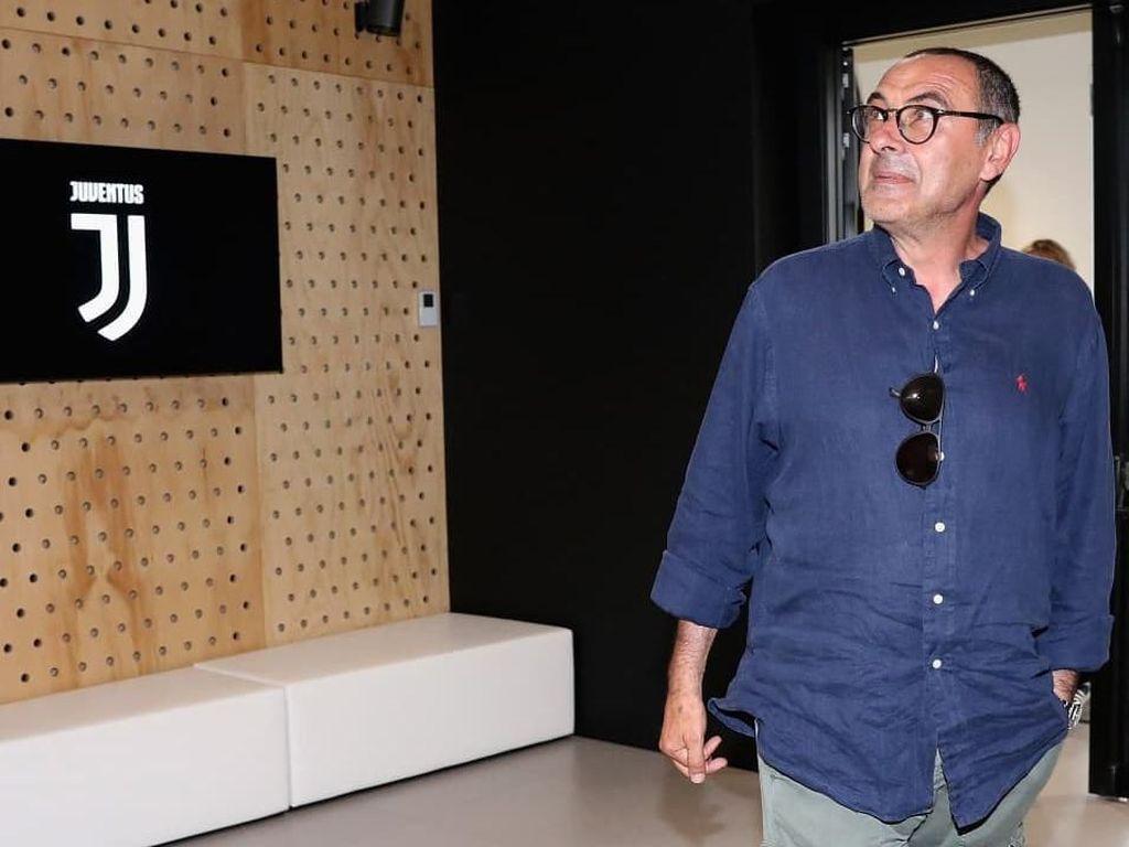 Meski Kini di Juventus, Perasaan Sarri untuk Napoli Takkan Berubah