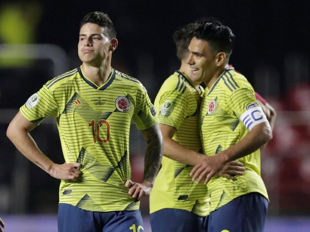 Copa America 2019: Kolombia Negara Pertama yang Lolos ke Perempatfinal