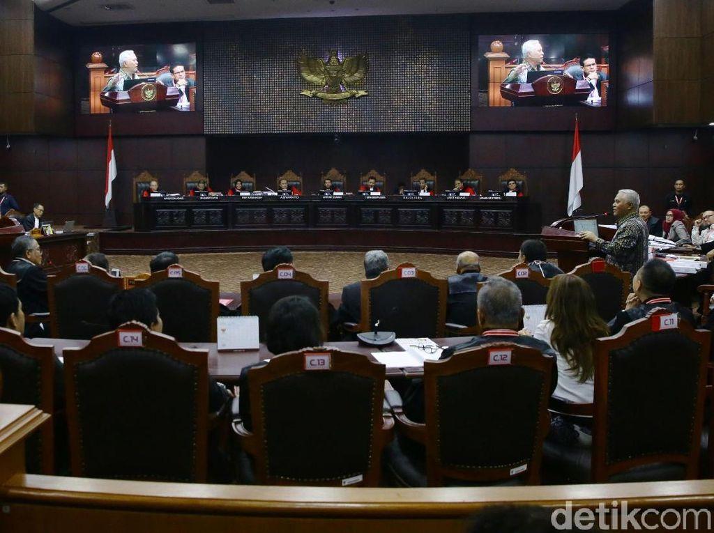 KPU Tak Hadirkan Saksi di Sidang MK, BPN: Bisa Dikuliti Kami Nanti