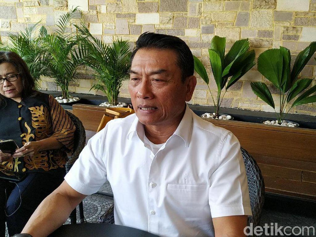 Rahmat Baequni Sebut KPPS Tewas Diracun, Moeldoko: Jangan Ngawur!