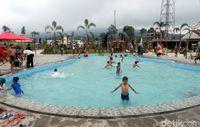 Liburan Sekolah yang Asyik di Kaki Gunung Sindoro-Sumbing