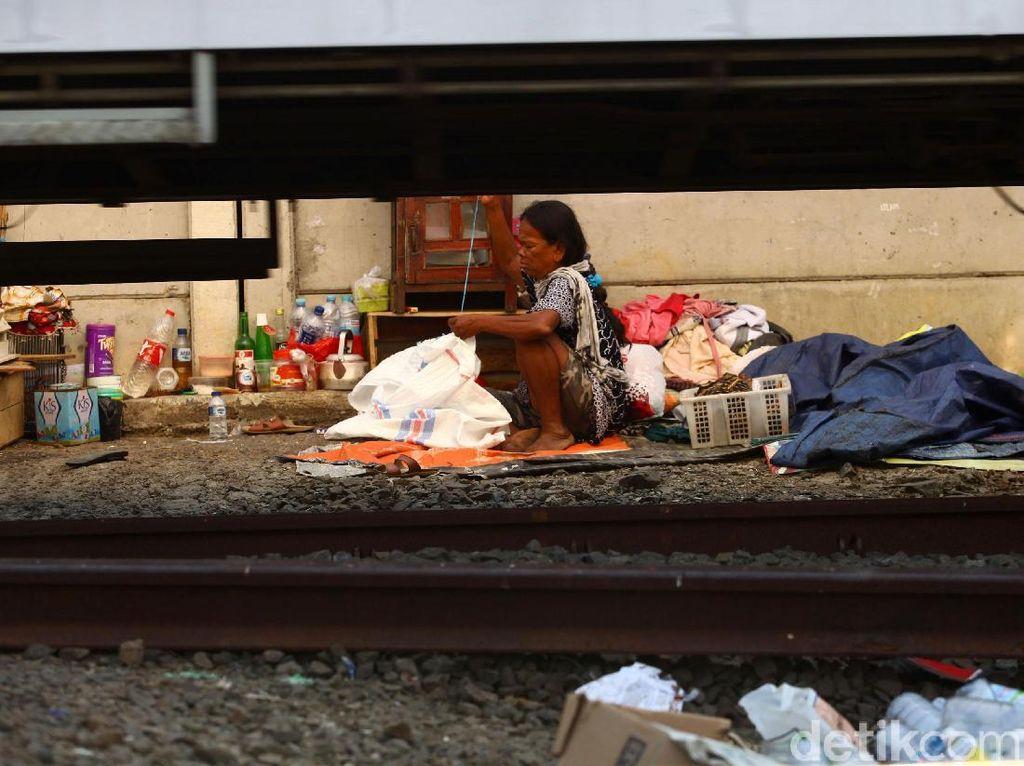 Angka Kemiskinan RI Turun ke 9,41%