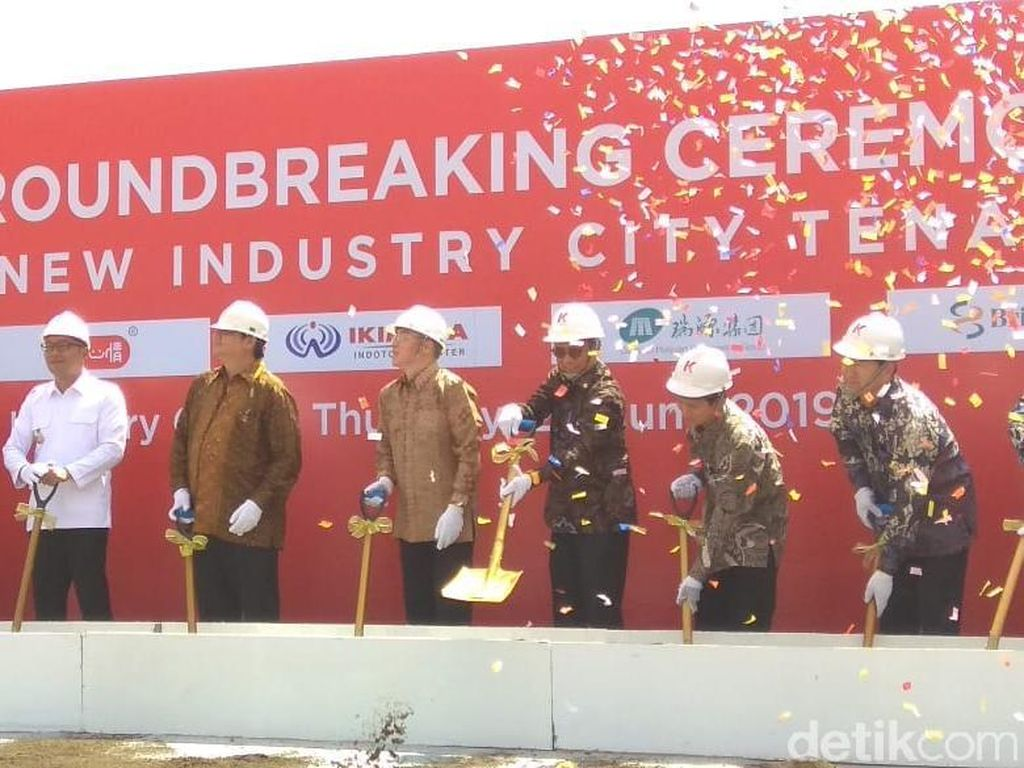 6 Pabrik Baru di Karawang bakal Serap 4.000 Pekerja, 95% Lokal