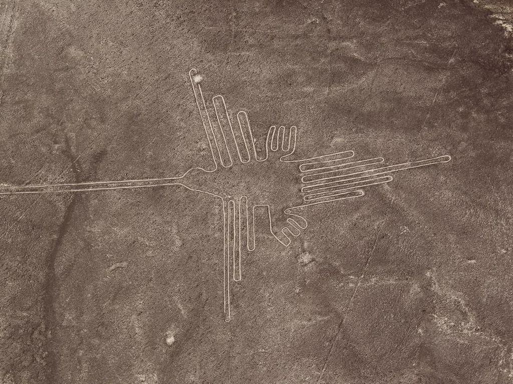 Pelan-pelan Memecahkan Misteri Nazca Lines