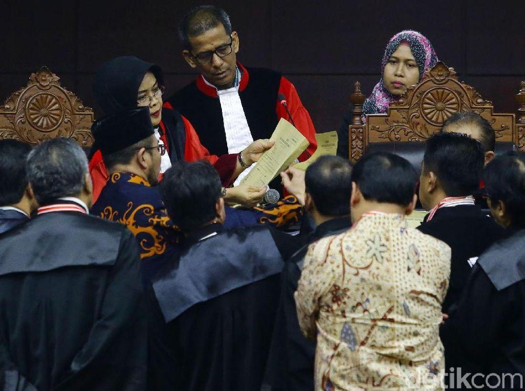 Saksi Prabowo di MK Dinilai Tidak Strategis