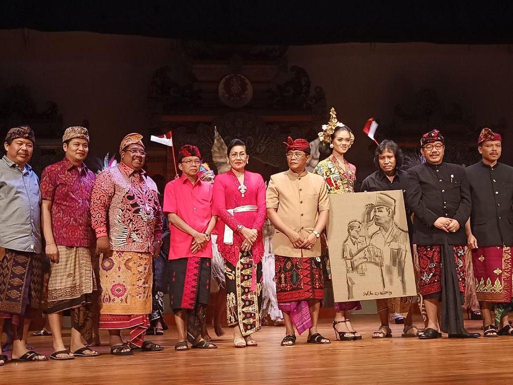 Koster Ingin Bali Jadi Contoh Penerapan Ide Indonesia Raya Bung Karno