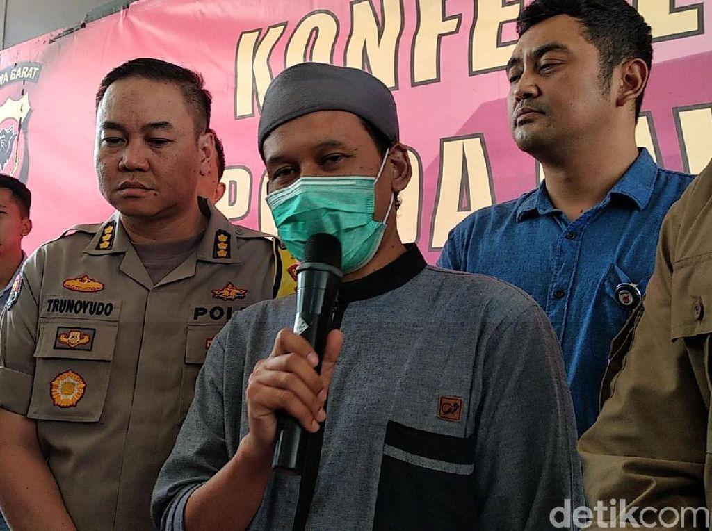 Ustaz Rahmat Baequni Aktif Berdakwah, Pengacara: Undangan Masyarakat