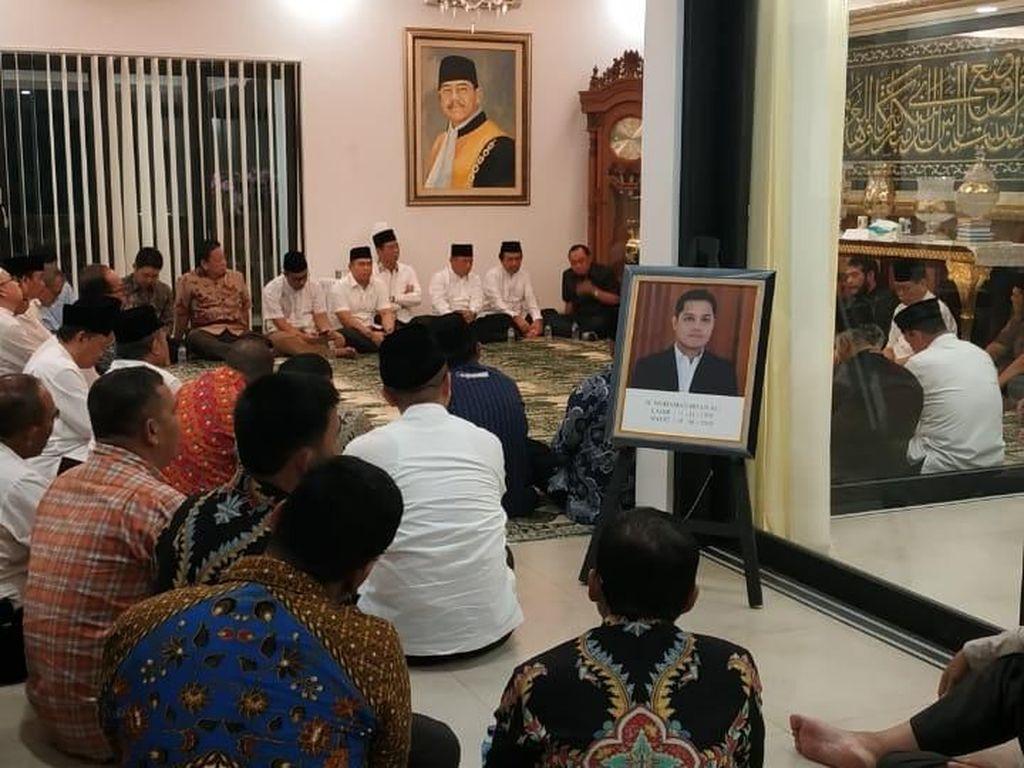 Pemakaman Putra Ketua MA Dilakukan Besok Pagi di TPU Karet Bivak