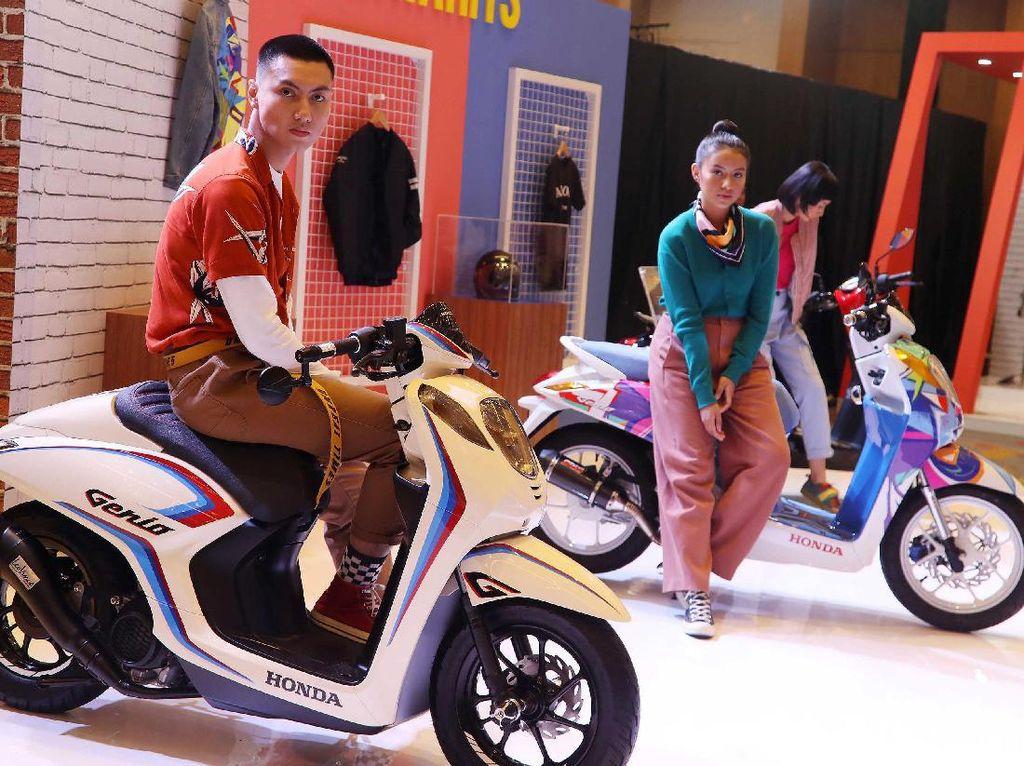 Honda Bidik Genio Bisa Terjual 500 Ribu Unit Setahun