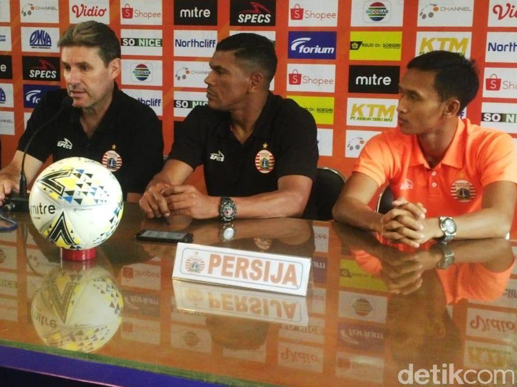 Selalu Kalah di Stadion Surajaya, Pelatih Persija: Itu Dulu