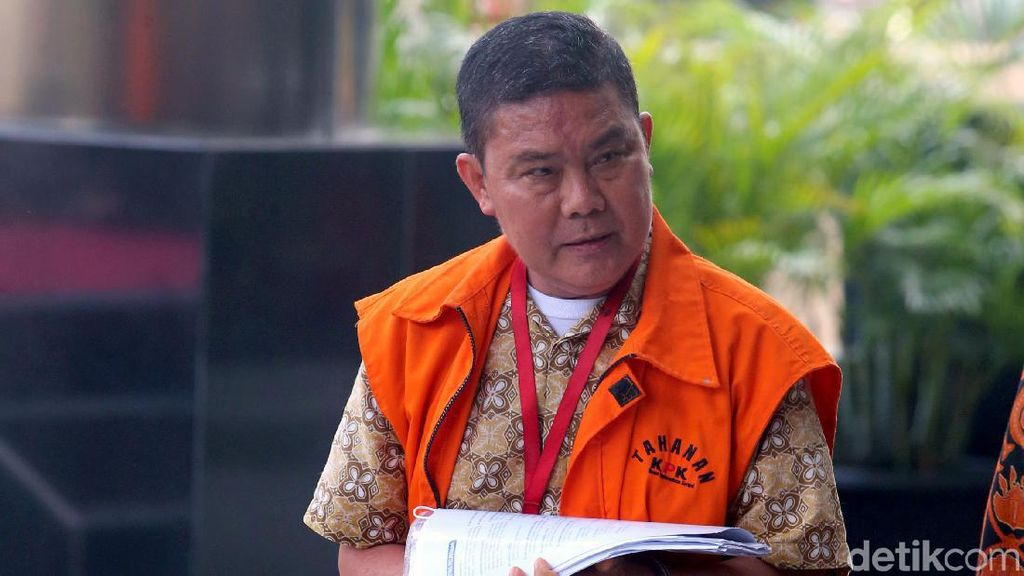Natan Pasomba Diperiksa KPK Terkait Kasus Suap Mafia Anggaran