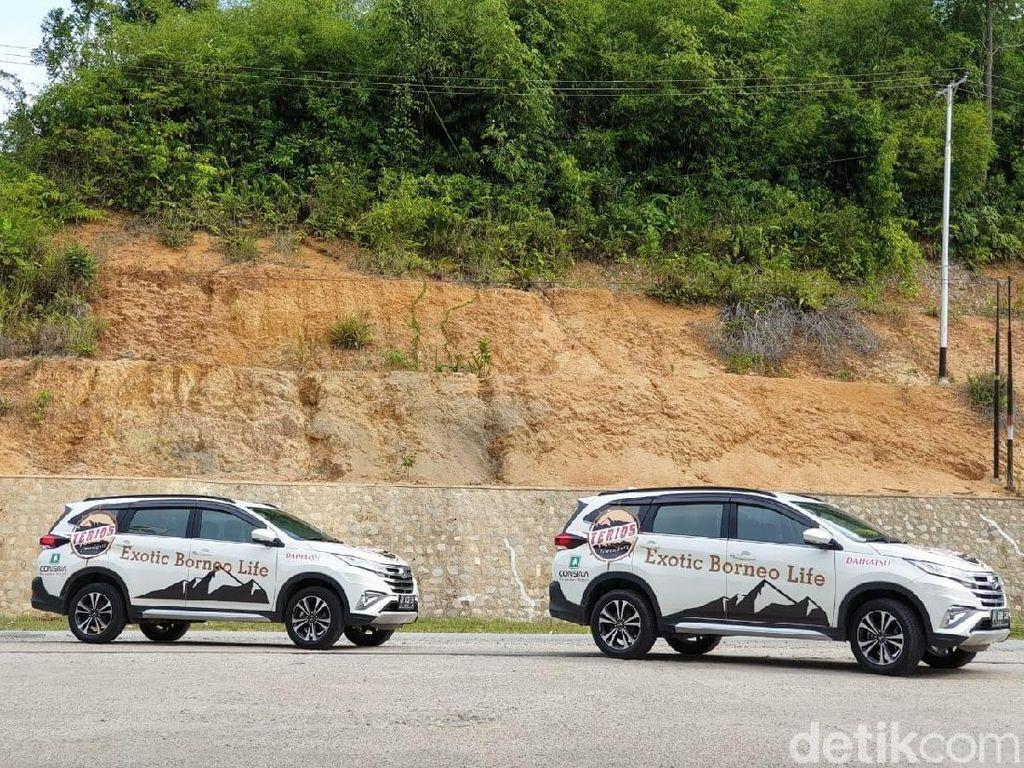 Xpander Cross Lahir, Daihatsu: Jualan Terios Aman