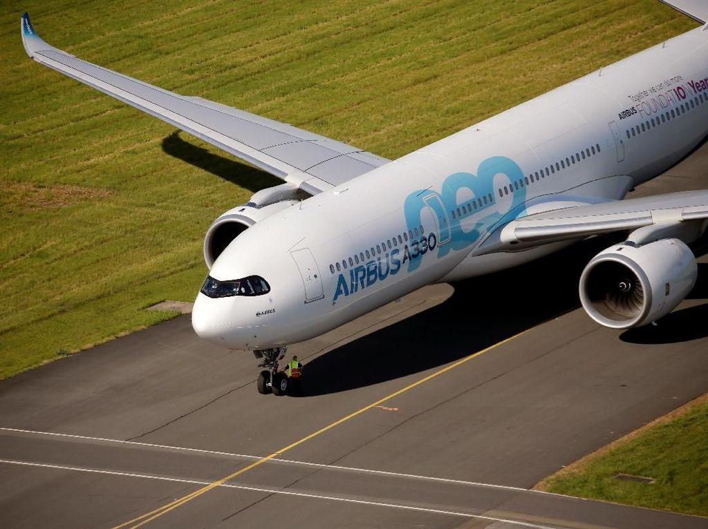 RI Tuntut Kompensasi dari Kasus Suap Lintas Negara Airbus