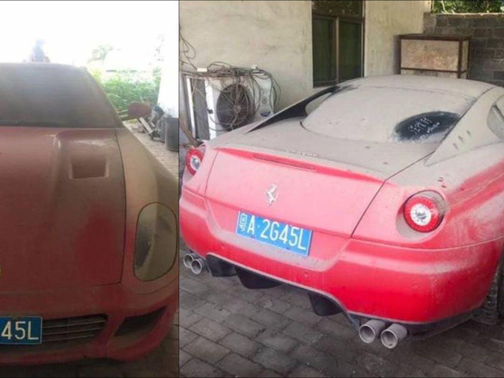 Ada Ferrari Bekas Masih Mulus Dijual Rp 3,5 Juta, Kok Bisa?