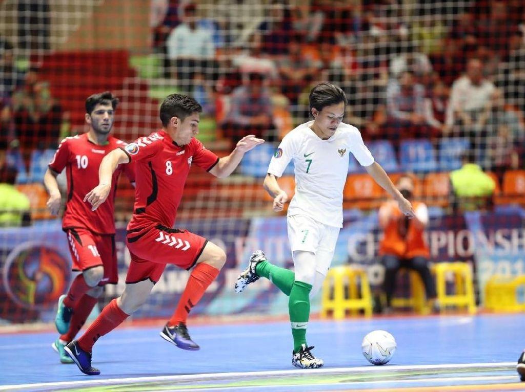 Timnas Indonesia Terhenti di Semifinal Piala Asia Futsal U-20