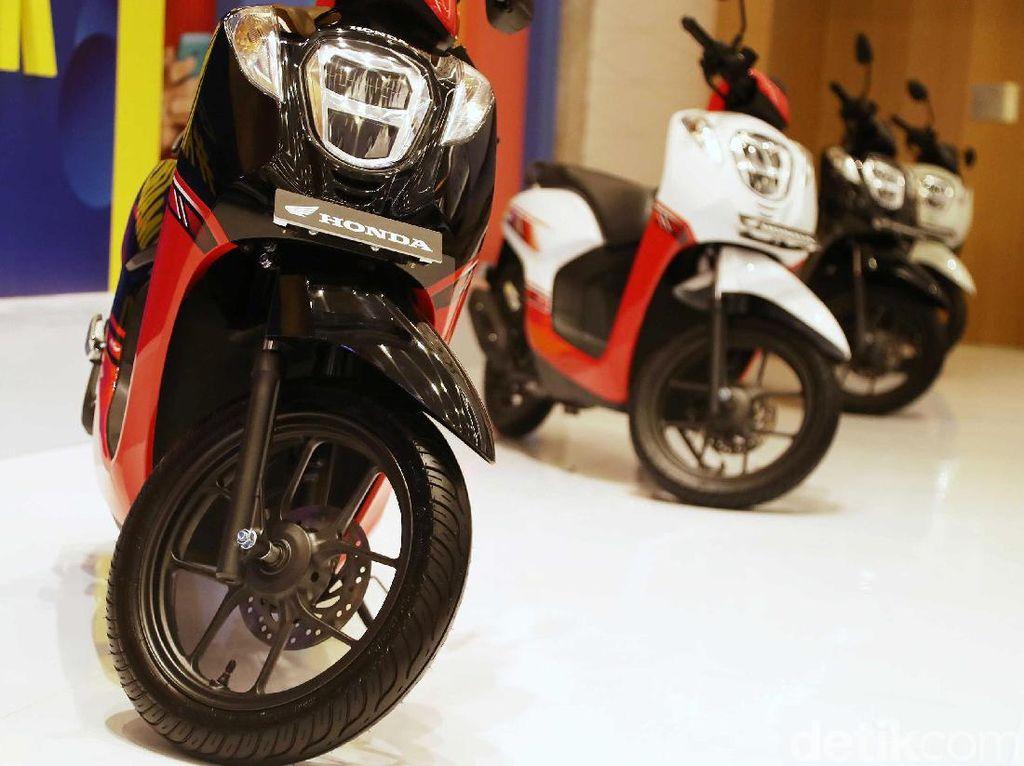 Honda: Genio Lebih Irit BBM dan Getaran Minim