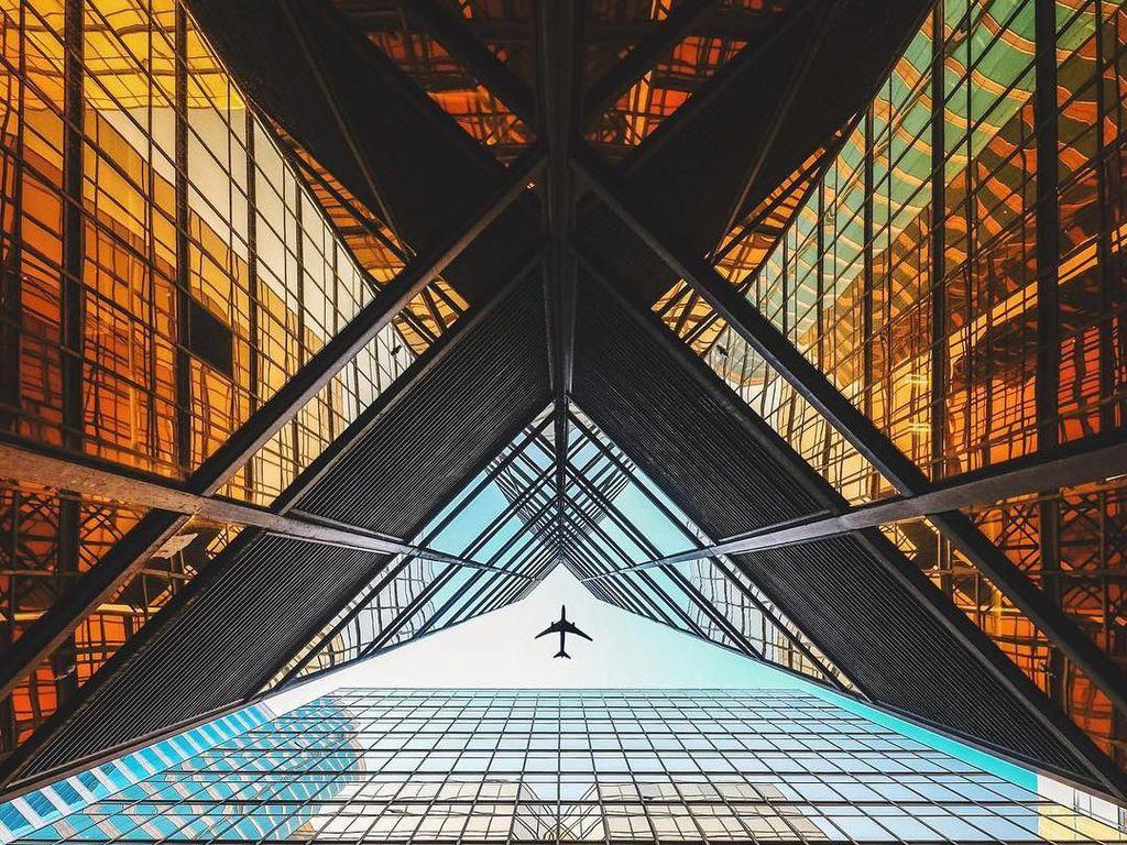 Kumpulan Foto Simetris Keren yang Menginspirasi