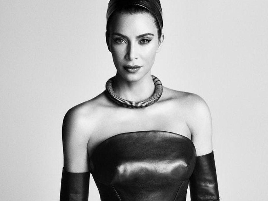 Pernah Disamakan dengan Ikan Paus, Jiwa Kim Kardashian Hancur