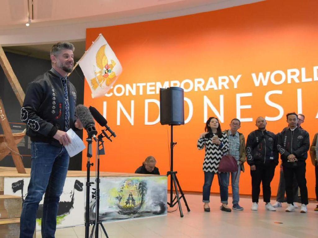 Karya 24 Seniman Kontemporer Indonesia Akan Kejutkan Warga Australia
