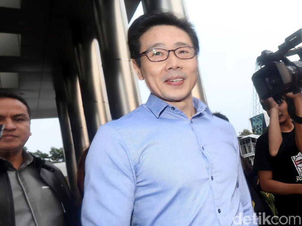 KPK Perpanjang Masa Cegah Luar Negeri Tersangka Suap Samin Tan