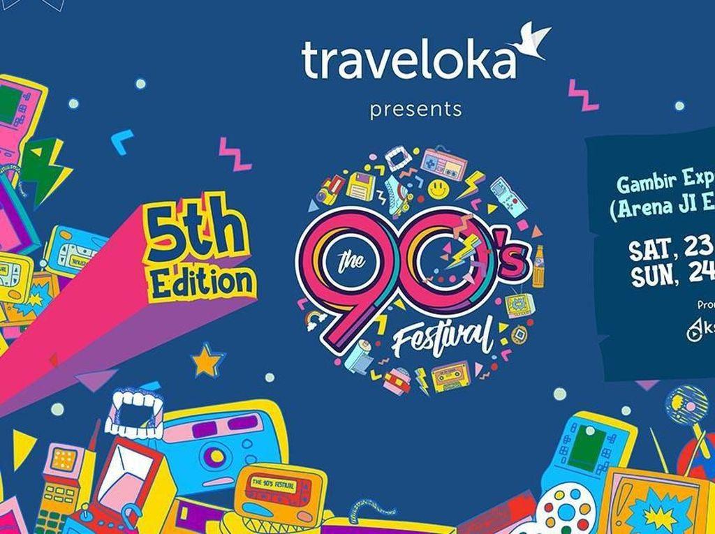 Nostalgia di 90s Festival? Persiapkan 5 Hal Ini Biar Makin Maksimal!