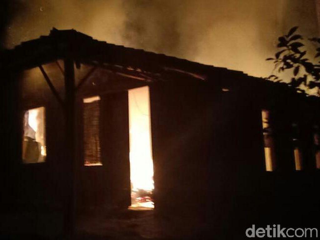 Seorang Nenek di Purworejo Tewas Terpanggang Kebakaran Rumahnya