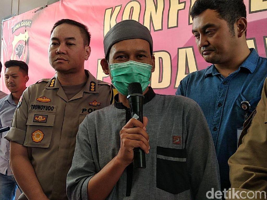 Ustaz Rahmat Baequni Kembali Aktif Berdakwah, Ini Kata Polisi