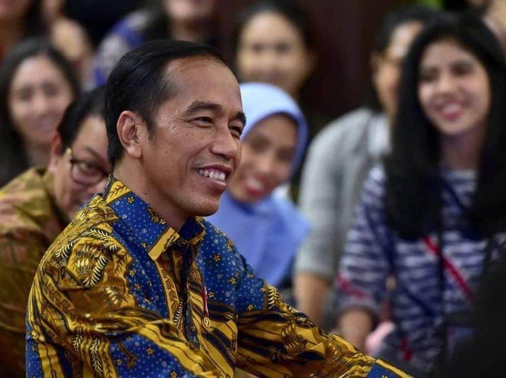 Tafsir Unggahan Sekti Aja Mateni Jokowi Terjawab