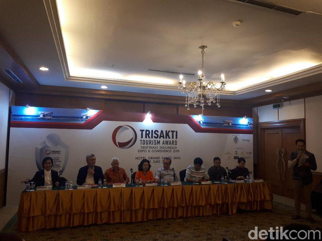Perdana! Penghargaan Pariwisata Trisakti Tourism Awards Akan Digelar