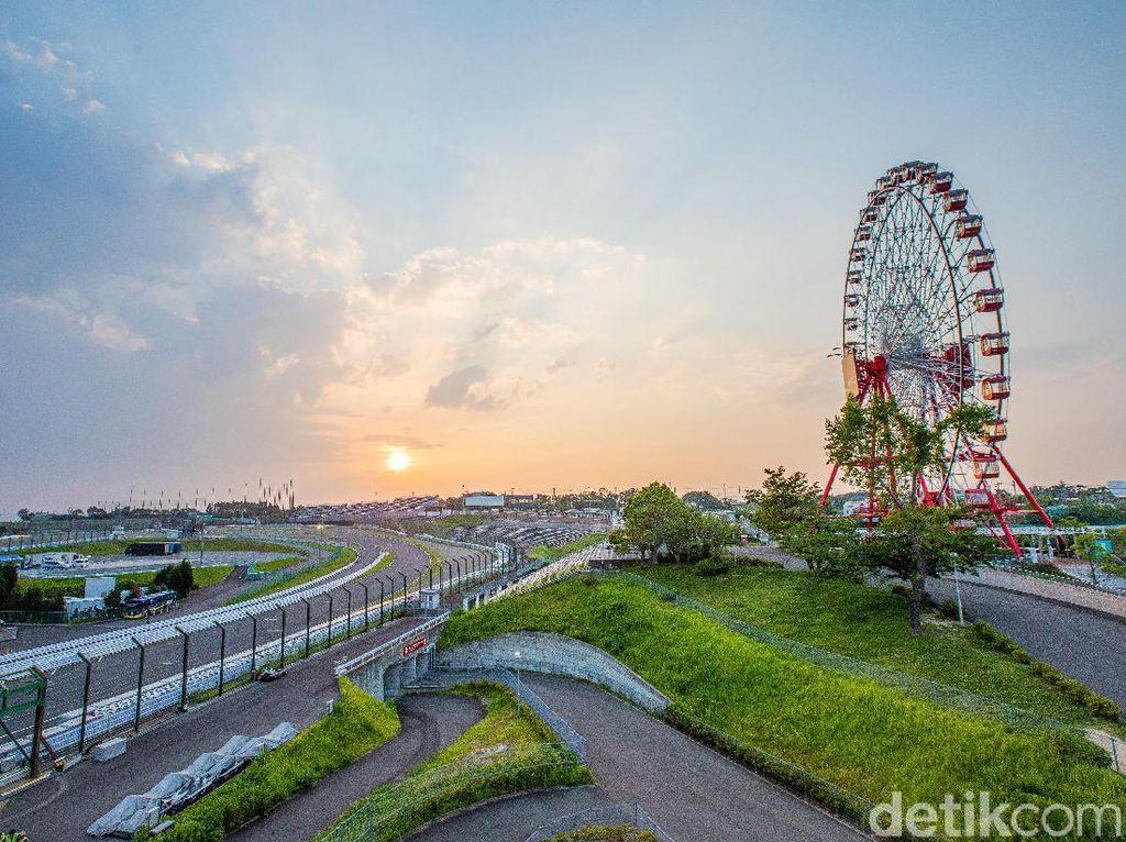Melihat Suzuka, Sirkuit Tempat Rio Haryanto Berlaga Pekan Ini