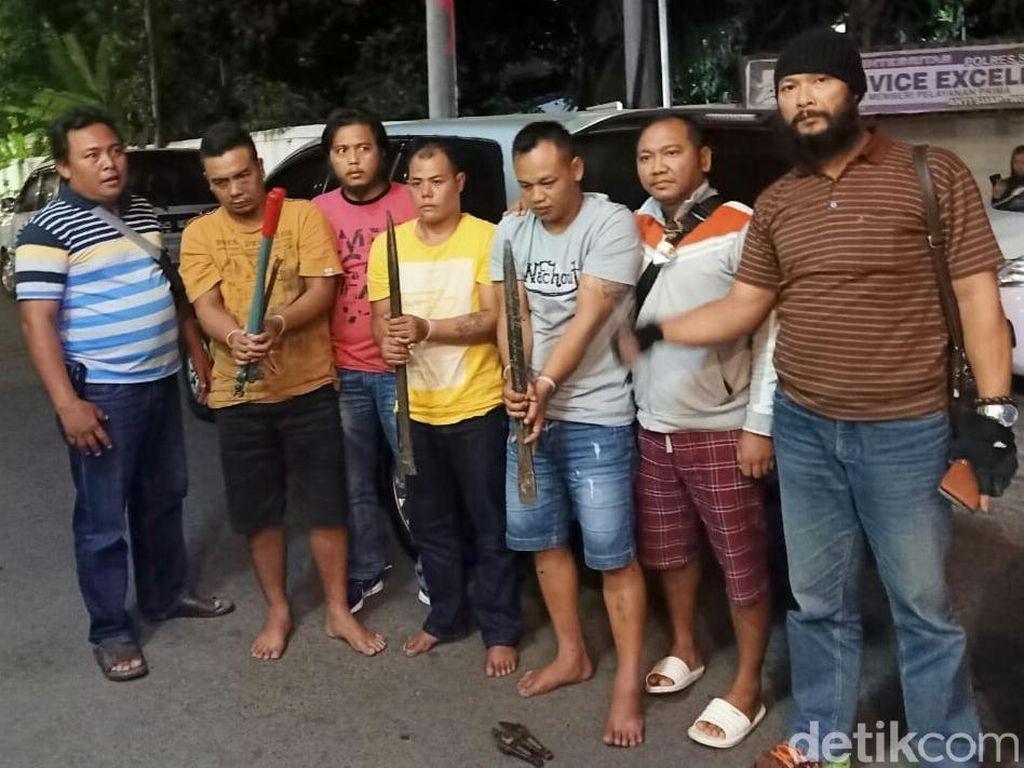 Tiga Komplotan Pembobol Toko Lintas Provinsi di Magelang Diringkus
