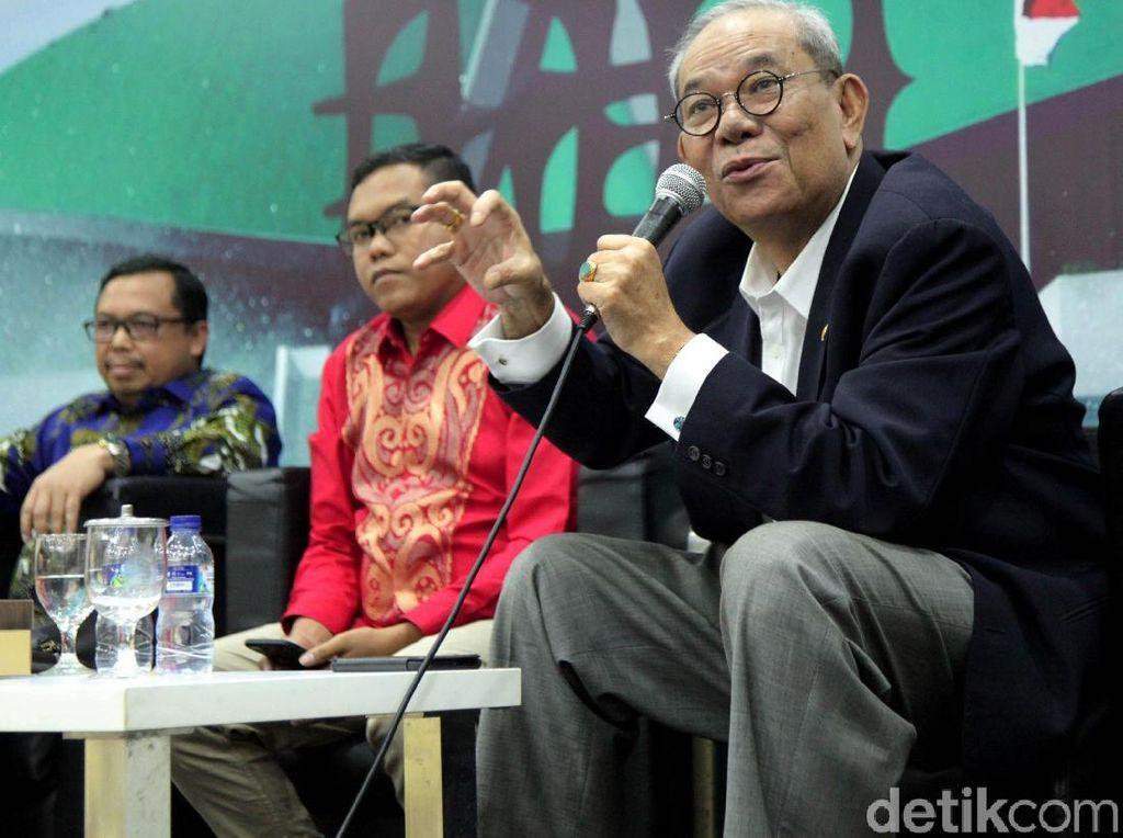 Diskusi Membedah Tugas dan Wewenang MPR