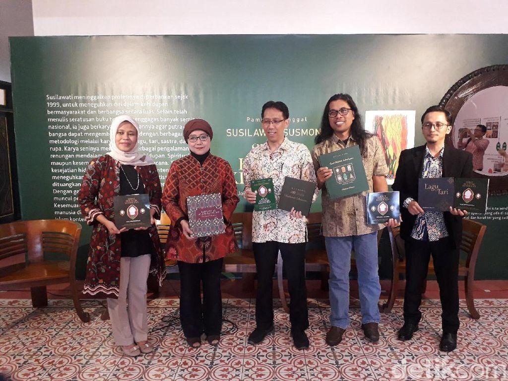Ratusan Karya Susilawati Susmono Mejeng di Jogja Gallery
