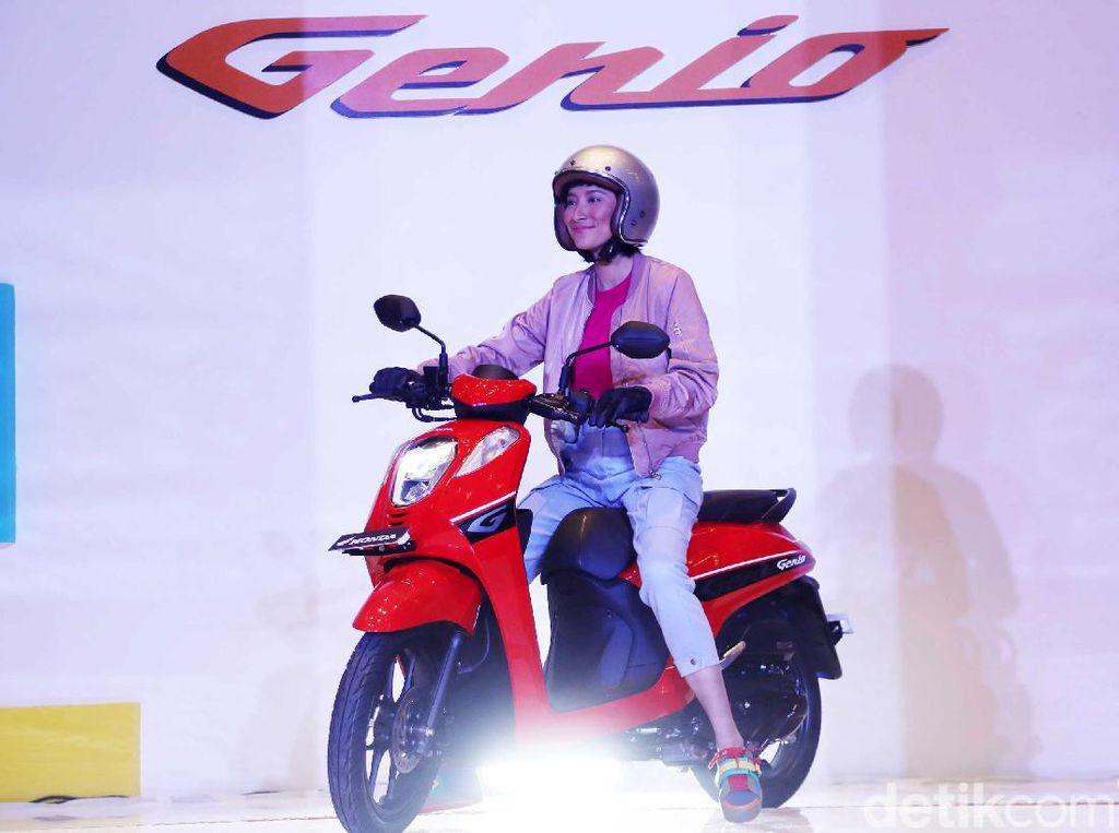 Honda Genio Cuma Ganti Jubah Scoopy?