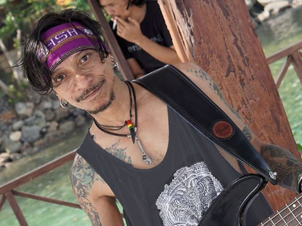 Bassist Boomerang Hubert Henry Ditangkap karena Konsumsi Ganja