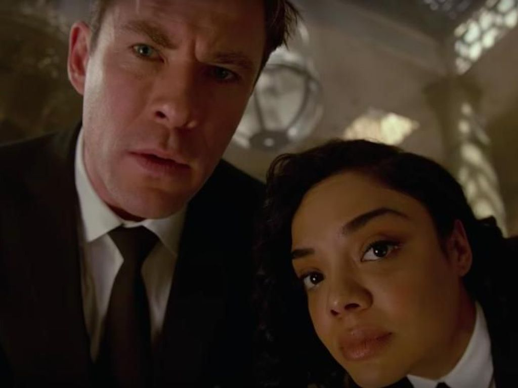 Cek 5 Fakta Film Men in Black International