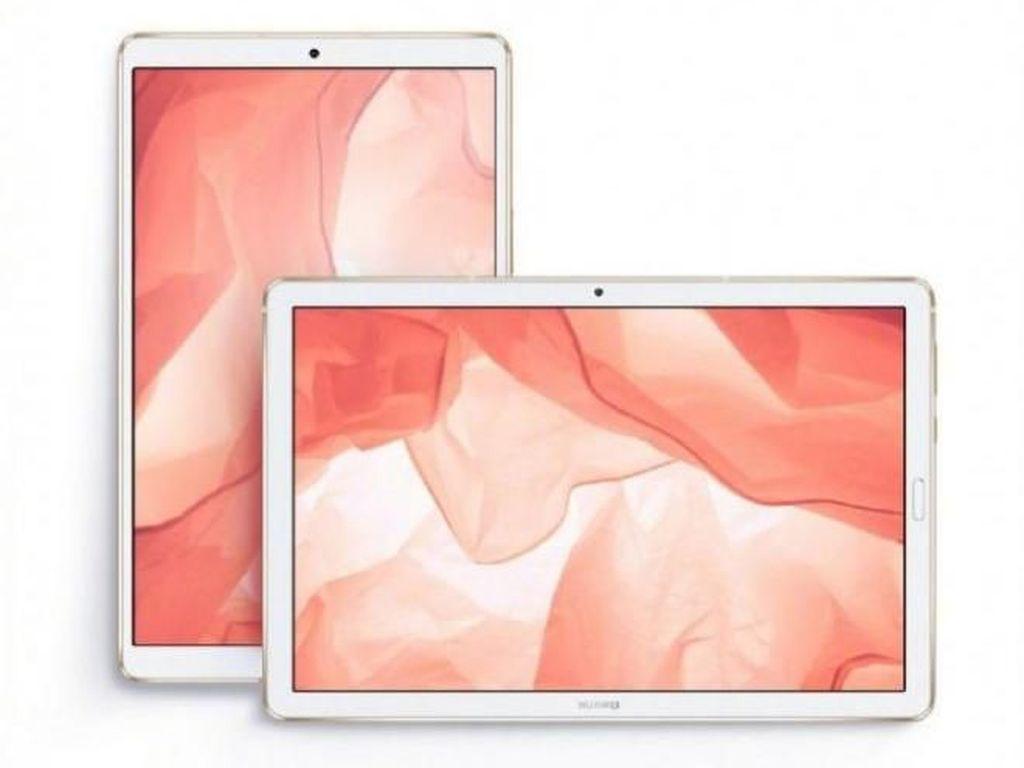 Huawei Juga Pamerkan Tablet Anyar, Namanya MediaPad M6