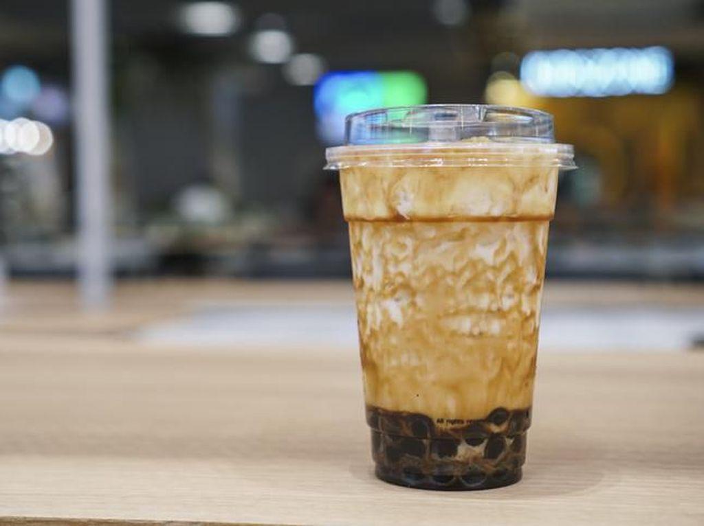 Tips Minum Boba Tea Tidak Berlebihan, Agar Tetap Sehat