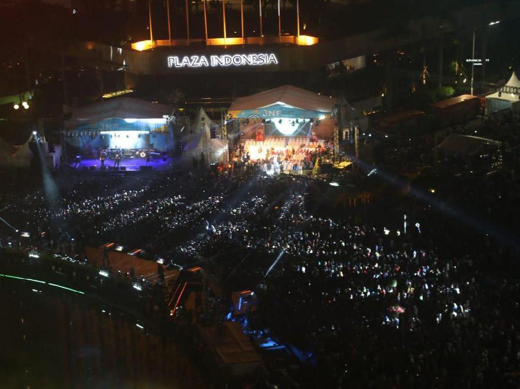Jakarta Night Festival Hadirkan Budaya Betawi sampai Modern