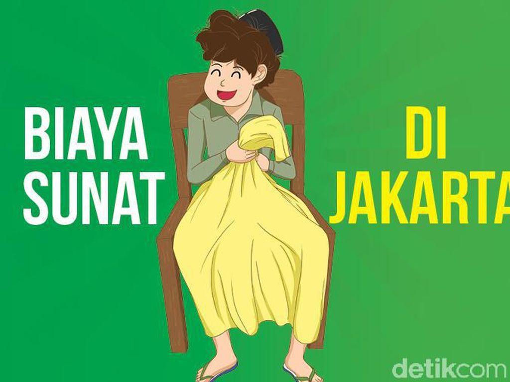 Mumpung Sekolah Libur, Ini Kisaran Biaya Sunat di Jakarta