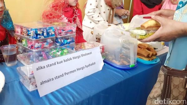 Tak Pakai Uang Bazar Unik Di Lembang Ini Cukup Bayar Pakai Doa