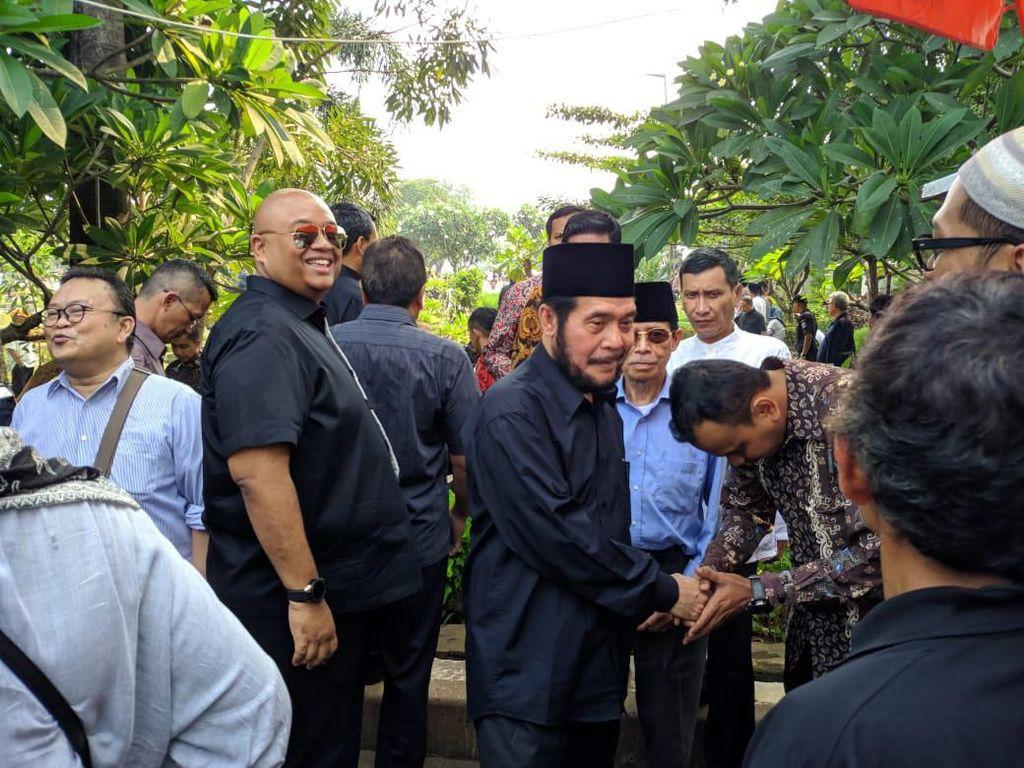 Ketua MK Kenang Sosok Putra Hatta Ali: Sudah Kayak Anak Sendiri