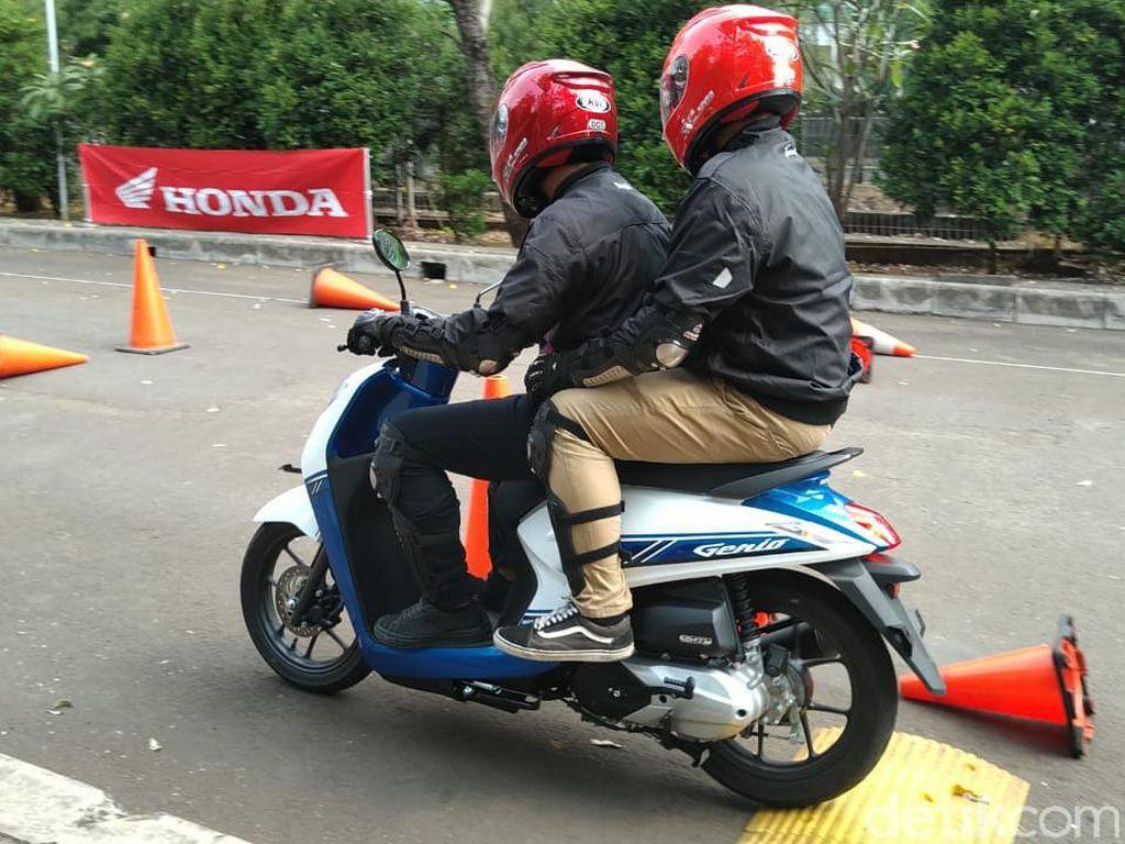 Jika Laris, Rangka Honda Genio Bakal Dipakai ke Motor Baru Honda