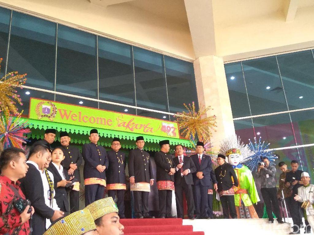 HUT Ke-492 DKI, Anies Cerita Peran Warga Betawi Jaga Ibu Kota Ratusan Tahun