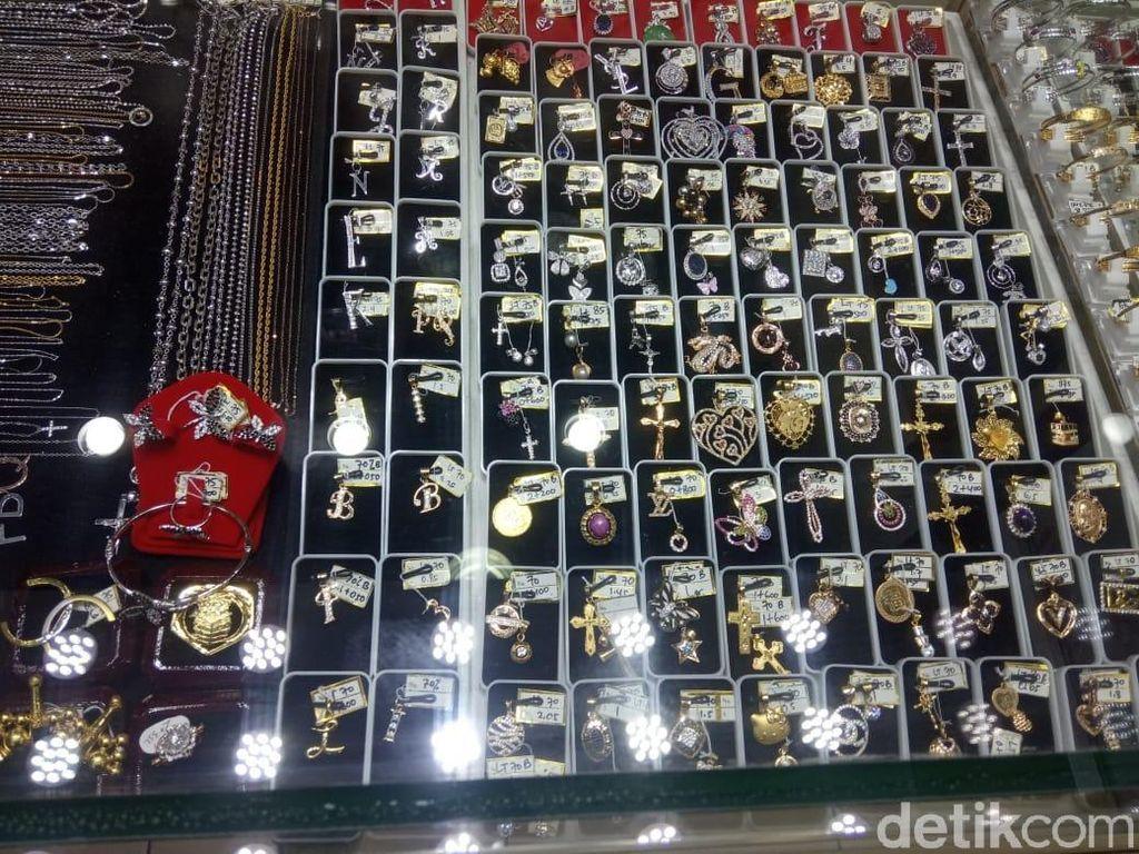 Habis Lebaran, Pedagang Emas Berharap dari Penjualan Cincin Kawin