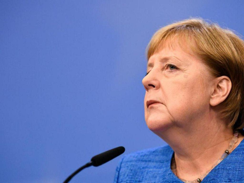 Kanselir Jerman Angela Merkel Gemetaran, Kejadian Ketiga di Depan Publik