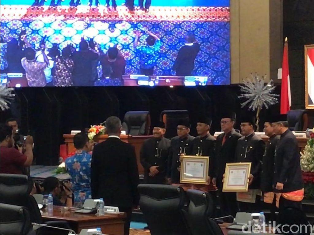 HUT DKI Jakarta, Mendagri Puji Capaian di Ibu Kota